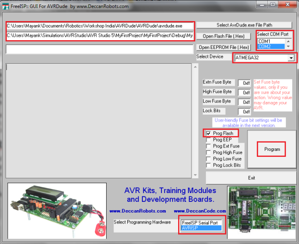Using Atmel Studio 6 » maxEmbedded