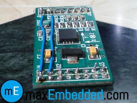 MMA7260 Accelerometer