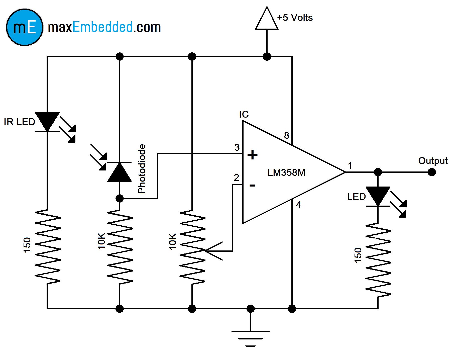 Negative Ion Generator Circuit Diagram Tradeoficcom Switch Free Download Wiring Schematic Sensor Infrared Rh Kiymik Co