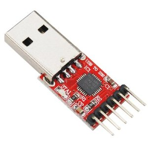 CP2102 based USB-UART Bridge