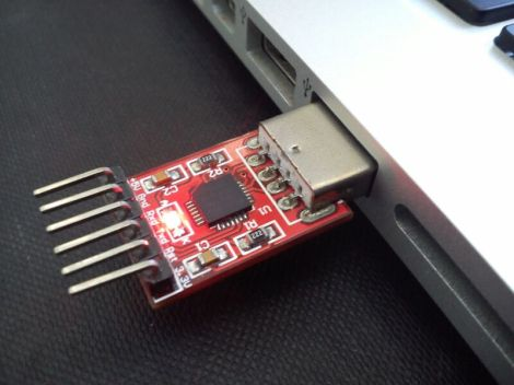 CP2102 USB-UART Bridge